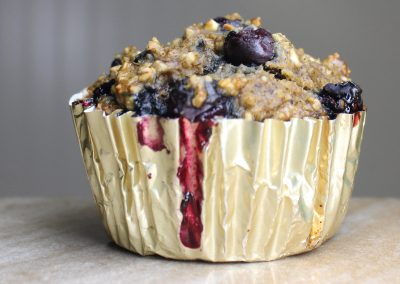 LOV Blueberry Muffins