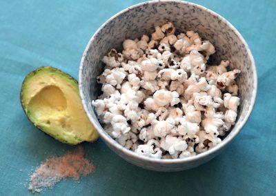 Coco-Avo Popcorn