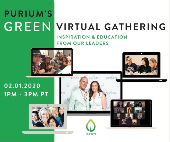 ONLINE – GREEN Virtual Gathering
