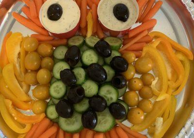 Veggie Owl
