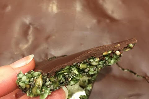 Superfood Chocolate Crunch Bars