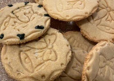 Healthy 2-Ingredient Sugar Cookie